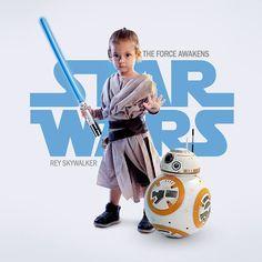 Rey Skywalker, Star Wars