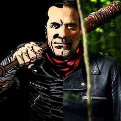 Even without the f***ing f bombs Jeffrey Dean Morgan's Negan will be just as good as the comics this season. What are YOU most excited to see from him in Season 7?? #TheWalkingDead #twd #negan