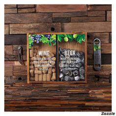 Stella Artois Wall Mounted Bottle Opener Galvanised Outdoor Use Garden and Patio