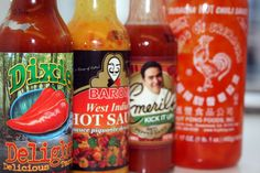 THE 5 BEST HOT SAUCES FOR ANY MEAL