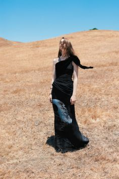 Nerd Alert: Rodarte's Star Wars Collection Was Photographed At George Lucas' Ranch