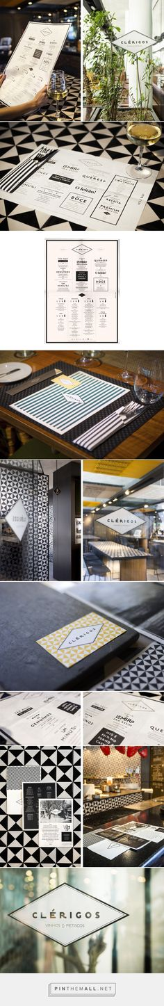 Clérigos Restaurant designed by White Studio