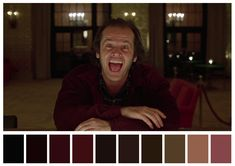 The Shining (1980) dir. Stanley Kubrick