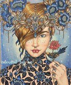 Finished ~ The Tattooed Queen ~ Sommarnatt [No.1] 14/5/16