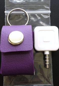 Check this out if you are using square! The Square Pouch