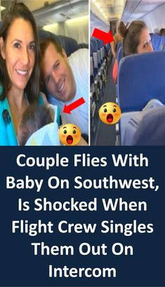 #Couple #Flies With #Baby On #Southwest, Is #Shocked When #Flight #Crew 3Singles Them #Out On #Intercom #omg Intercom, Parents, Family Guy, Couples, Reading, Baby, Train, Dads, Raising Kids