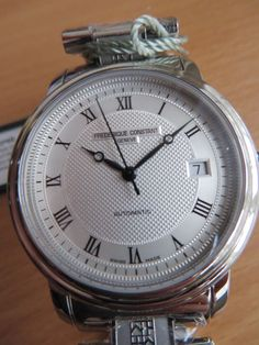 df58880cccd Frederique Constantin Classic – relógio de pulso – 2016
