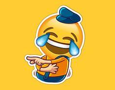 """Check out new work on my @Behance portfolio: """"Sticker emoji"""" http://be.net/gallery/44652221/Sticker-emoji"""