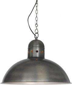 Ferrer taklampe Nova Life Grå | Lampehuset