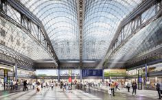 NYCs Ugliest Train Station Will Soon Look Like This