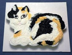 Cat Cake. Best Birthday Pull Apart Cupcake Cakes. Simple creative cake inspiration for a birthday party celebration.