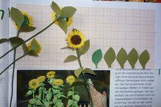MiniMumm: Sonnenblumen Tutorial