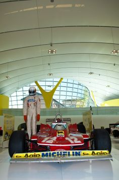"Ferrari 312T4 - ""Modena's Museo Casa Enzo Ferrari"" by @Suzanne, with a Z Courtney @Suzanne @TheTravelBunny"