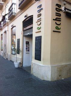 Restaurante Lechuga   Plaza de la Merced, 1