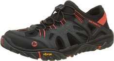Merrell Men's Water Shoes Best Water Shoes, Water Shoes For Men, Best Hiking Shoes, Trail Running Shoes, Mens Water Sandals, The North Face, Barefoot Shoes, Fresh Shoes, Walking Boots