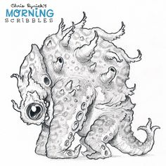 Chris Ryniak - Morning Scribbles Nr. 778: Ill