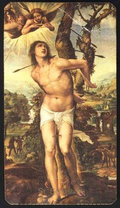 Saint Sebastian Painting Famous