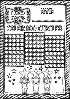 100 School Days Funny Pack (10 Printables + 1 Poster + Students Gift Cards)
