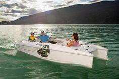 New 2012 Campion Boats i4 Infinyte Power Catamaran Boat