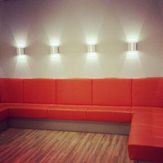 #deltalight #Visa #LED wall fixtures | snapshot by @juvani_photo