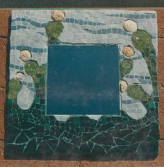 mirror  1996 Mosaics, Mirror, Painting, Art, Art Background, Mosaic, Mirrors, Painting Art, Kunst
