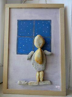 A hold az égen fehér fényben áll. Falomb nem mozdul. Alszik a madár. Nincs nyitott szem e csöndes éjszakában csak az enyém, s az örök Istené. Én innen nézek a csillagos égre. Ő onnan néz az égből lefelé. Gárdonyi Géza: Június
