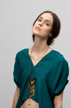 Gretchen Jones   http://www.gretchenjonesnyc.com/collections/online-shop/products/the-flood-necklace