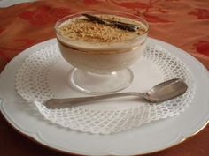 RICE PUDDING WITH NOUGAT (WITH THERMOMIX) | Thermomix recipes club