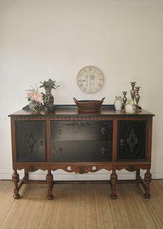 26 best antique sideboard images in 2019 painted furniture rh pinterest com