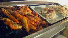 seafood [shrimp,squid,fish]