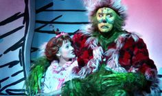 How the Grinch Steals Broadway!