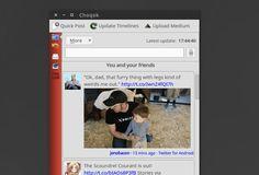 Se você está a procura de um cliente Twitter para Linux veja aqui como instalar o Choqok no Ubuntu. O aplicativo chegou a versão 1.5 recentemente o que acontece mais de um ano desde a última edição lançada em setembro de 2013.  Leia o restante do texto Cliente Twitter para Linux: como instalar o Choqok no Ubuntu  Este texto saiu primeiro em Cliente Twitter para Linux: como instalar o Choqok no Ubuntu  from Cliente Twitter para Linux: como instalar o Choqok no Ubuntu