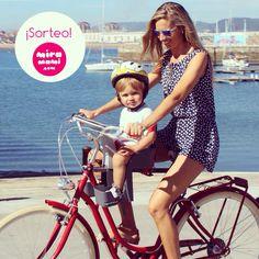 ¿Nos vamos juntos de paseo en bici? @WeeRideSpain piensa en todo y sus productos van desde los 9 meses hasta los 9 años. ¿Quieres llevarte uno? Es muy fácil!!! #SillitaWeeRide #BicicletaCoPilotWeeRide  Apúntate en miramami.com y elige el tuyo!!!