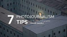 Momentum: 7 Photojournalism Tips by Reuters Photographer Damir Sagolj.