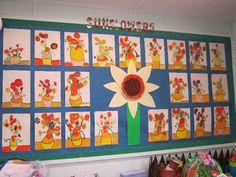 Van Gogh's Sunflowers classroom display photo - Photo gallery - SparkleBox
