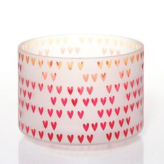 Dreaming of Love Barrel : Jar Candle Shades : Yankee Candle