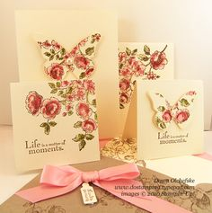 stampin up, dostamping, dawn olchefske, elements of style, q-tip coloring