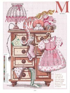 "Gallery.ru / Photo # 2 - ""- Ulka1104 Cross Stitch Boards, Cross Stitch For Kids, Cross Stitch Kitchen, Just Cross Stitch, Cross Stitch Baby, Cross Stitching, Cross Stitch Embroidery, Embroidery Patterns, Cross Stitch Designs"