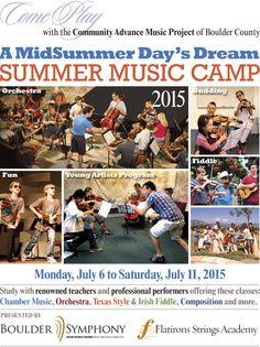 Boulder Symphony Orchestra :: Education