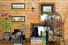 Resultado de imagem para decoração para casa de campo simples