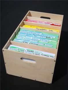 Building your GTD (Getting Things Done) Reference Filing Cabinet ...