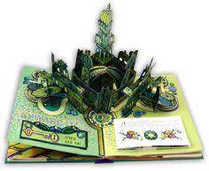 Развивающие игрушки от Shill O'POP » Обзор: POP UP книги – панорамы