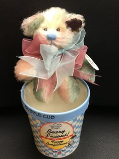 Bears Smart Annette Funicello Collector Bear