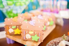 #aniversário #party #mar #marzinho #fundodomar #underthesea #ocean #DIY #tutorial #façavocêmesma #handmade