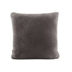 Add lavish texture to your interior with this stunning Classic cushion from UGG®. Made from 100% UGGPure wool, this wonderfully soft and fluffy cushion is perfect for layering with existing cushions
