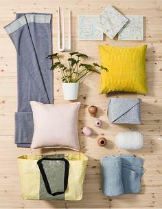 IKEA Deutschland   Für Pastellfarbenes Dekor Bietet IKEA Accessoires Wie  GULLKLOCKA Kissenbezug In Gelb. Seine