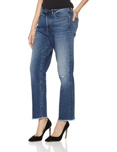 b32e4dc1ca0 HALE Womens Grace Sweetheart Boyfriend Jean 29 Sadie   Read more at the  image link. Womens Jeans Shop