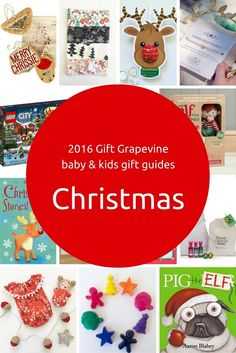 From baby's first Christmas to personalised decorations, craft, advent calendars, cute accessories, books and a new little friend to watch over naughty and nice children, here are my favourite Christmas themed gifts.