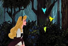 How disney movies are different from the actual fairy tales. Kinda creepy