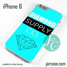Diamond Supply Co. Phone case for iPhone 6 and other iPhone devices